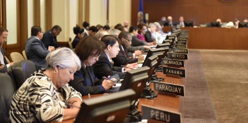 OEA aprueba 'comisión especial' para Nicaragua