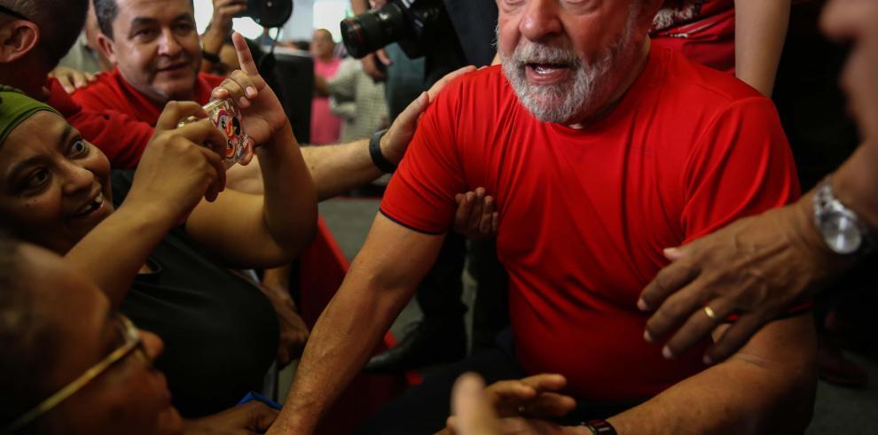 Juez instructor pide aumentar a 12 años la condena contra Lula por corrupción