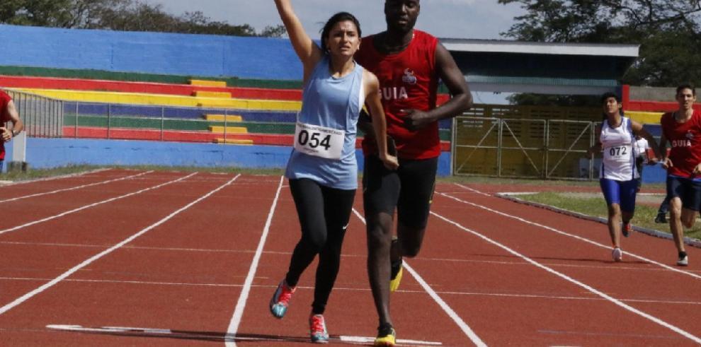 Panamá domina atletismo en II Juegos Paracentroamericanos Managua 2018