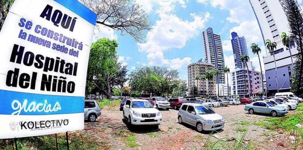 Patronato del Hospital del Niño pidenceleridad en licitación del nuevo nosocomio