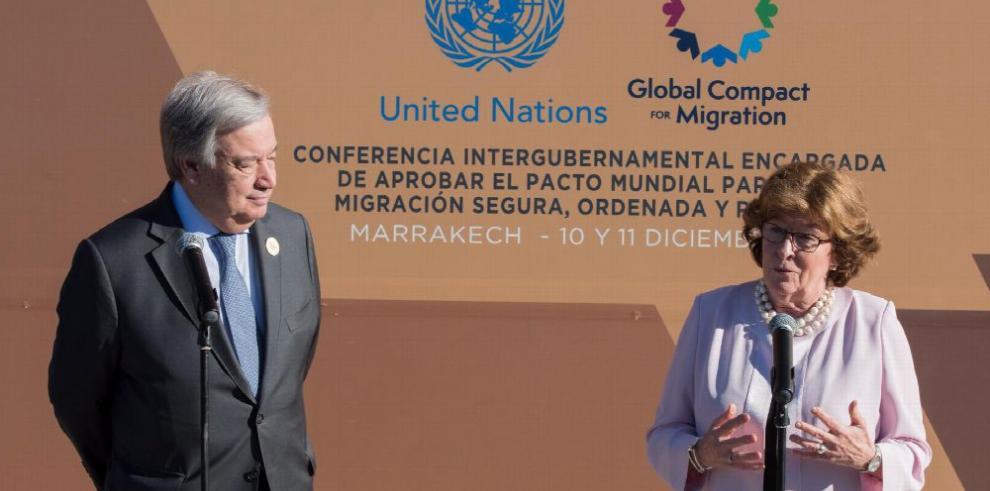 Más de 150 países respaldan pacto migratorio de la ONU