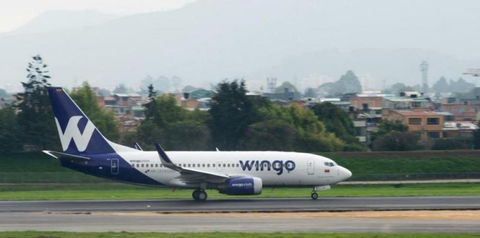 Wingo transportó 1,8 millones de viajeros en el 2018