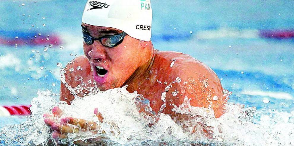 Panamá con 4 atletas en torneo Mundial de piscina corta