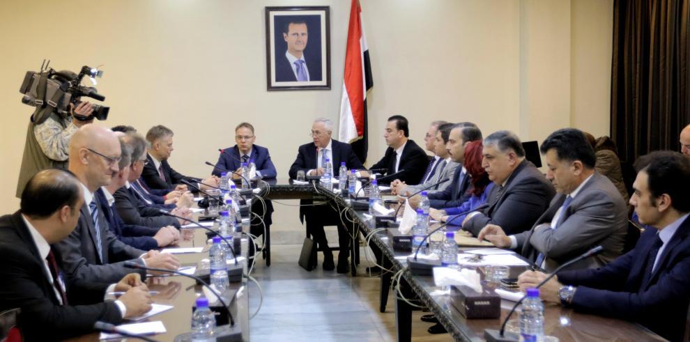 Gobierno alemán condena viaje a Siria de delegación de la ultraderechista AfD