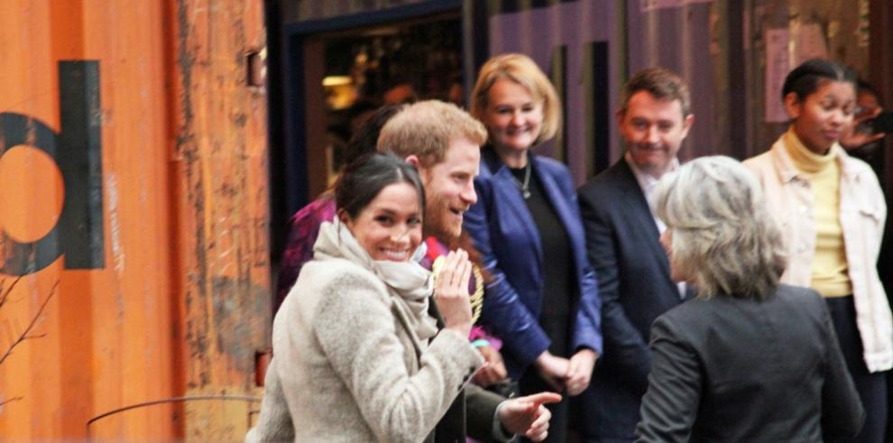 Mel C niega que las Spice Girls vayan a actuar en la boda de Enrique y Meghan