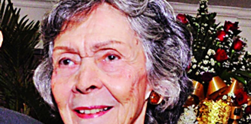 Falleció la viuda de 'Chinchorro' Carles