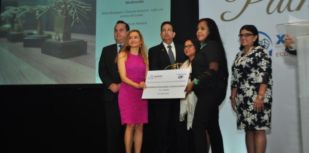 La Estrella de Panamá gana premio multimedia 'Palma de Oro'