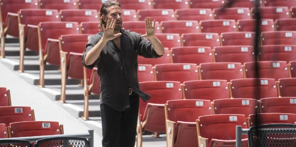 Bradley Cooper: 'Siempre soñé con dirigir en cine'