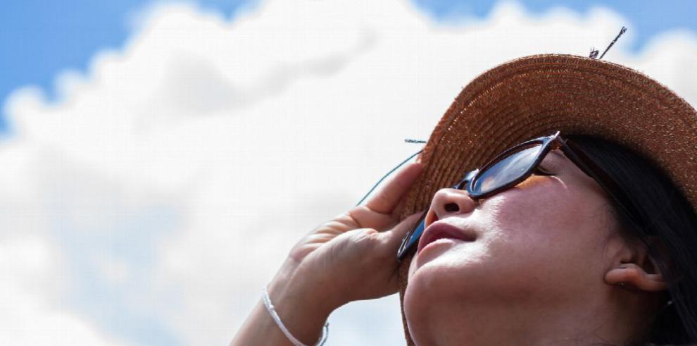 En alerta por rayos ultravioleta