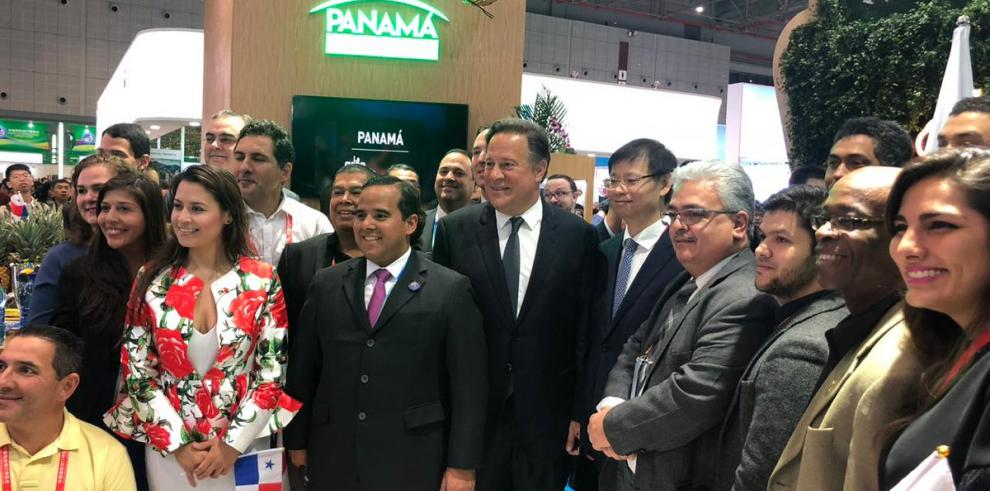 Panamá destaca exitosa participación de exportadores del país en feria China