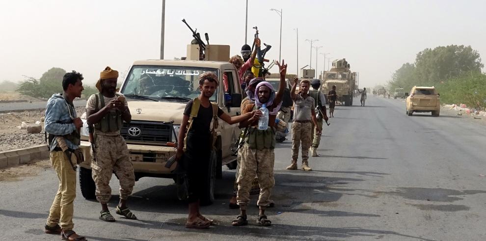 Más de 1.700 rebeldes muertos en ofensiva Al Hudeida, según coalición árabe