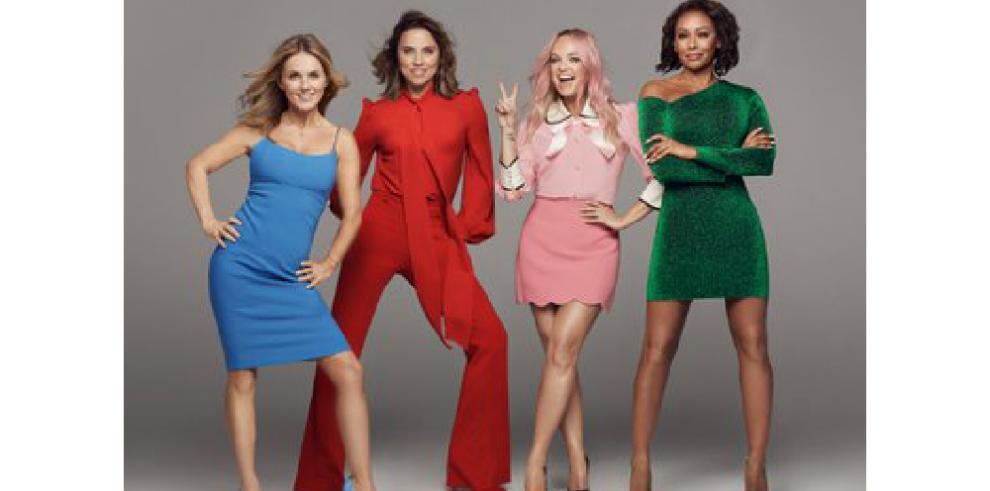 Las Spice Girls anuncian una nueva gira sin Victoria Beckham