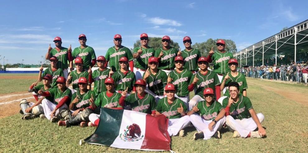 Panamá cae ante México en la final del Campeonato Panamericano de Béisbol U14
