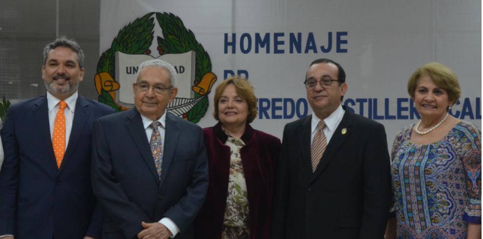 Rinden honor al historiador Alfredo Castillero Calvo