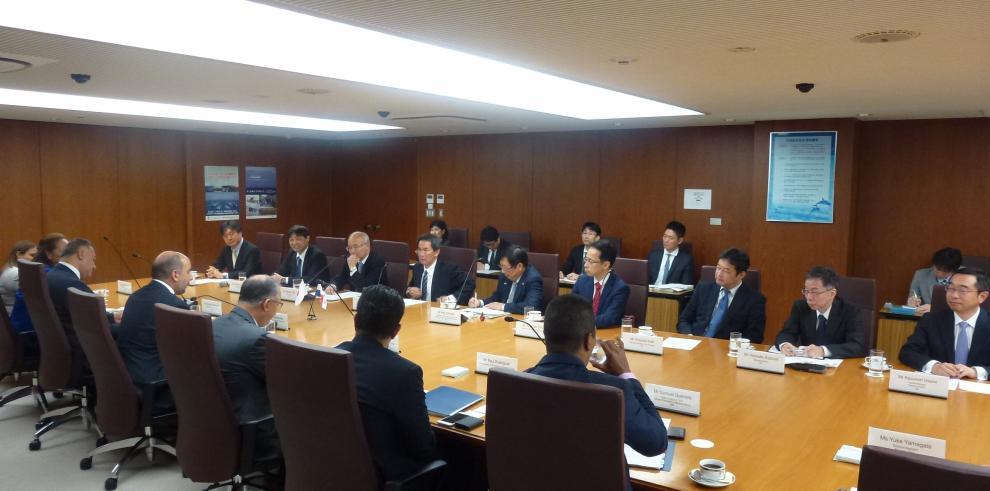 Delegación panameña concluye su participación en 'Sea Japan'