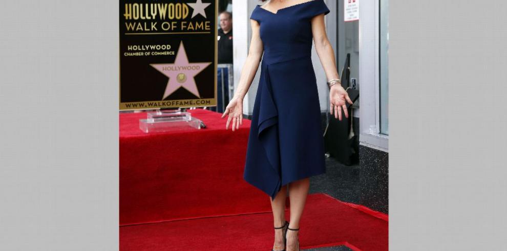 Jennifer Garner desvela su estrella en el Paseo de la Fama