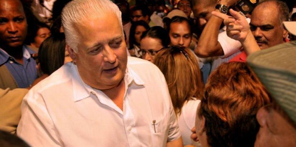 'Le ofrecí la vicepresidencia a Navarro' afirmó Pérez Balladares