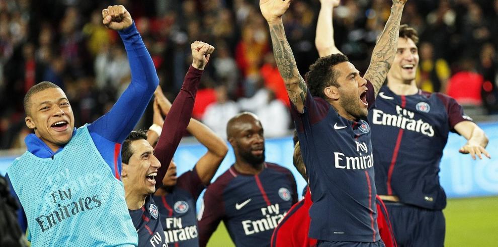 El París Saint Germain sella su séptimo título en la Liga francesa