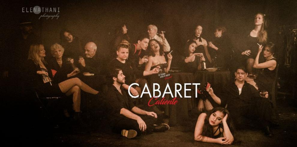 Cabaret caliente en el Teatro Guild