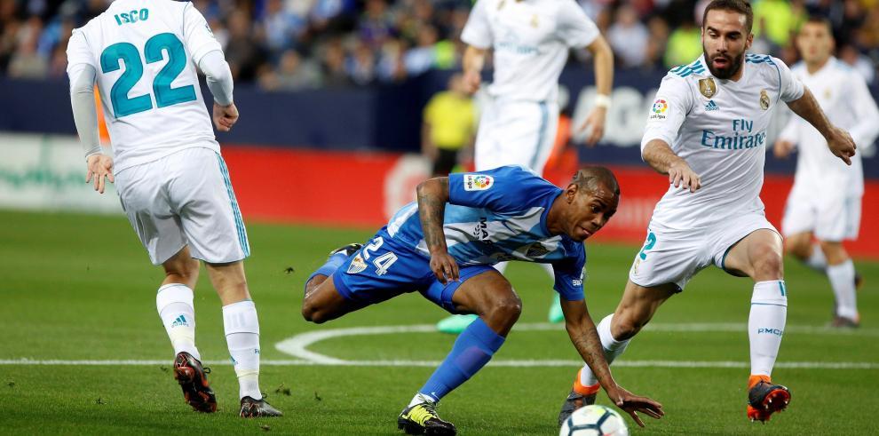 El Real Madrid recupera el tercer puesto en la noche de Isco