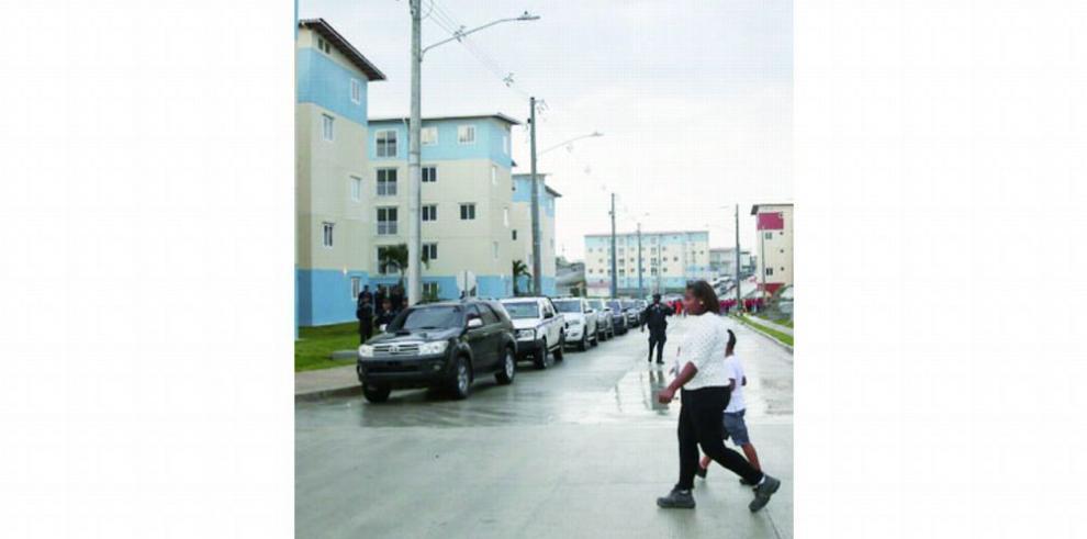 Gobierno entregará otros 450 apartamentos en Altos de los Lagos, Colón
