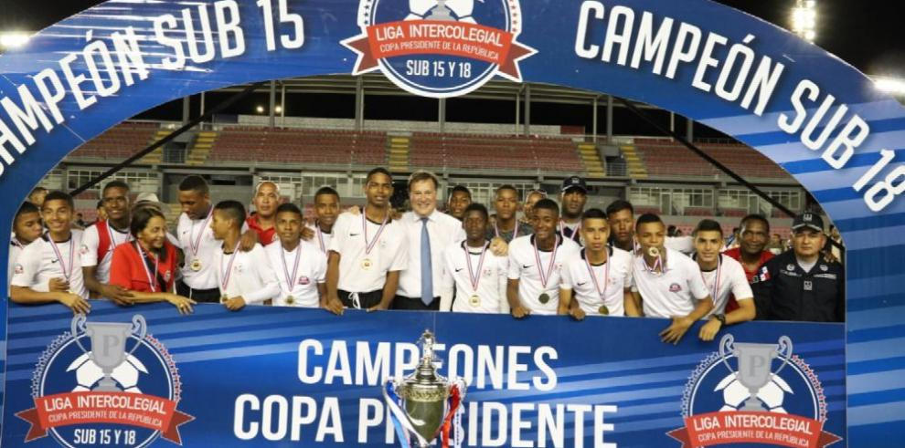 Copa Presidente, un éxito para la juventud