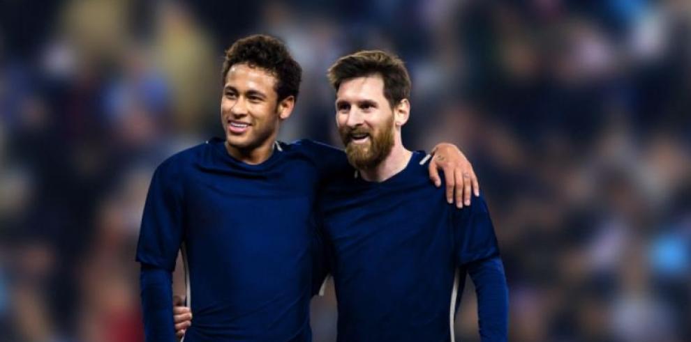 Messi y Neymar se unen contra el hambre en Latinoamérica y el Caribe