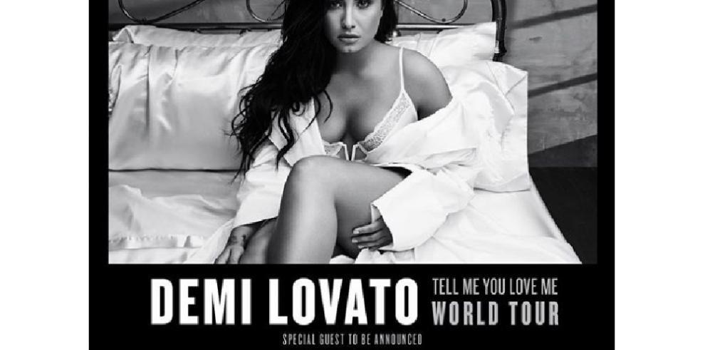 Demi Lovato suspende concierto en Panamá