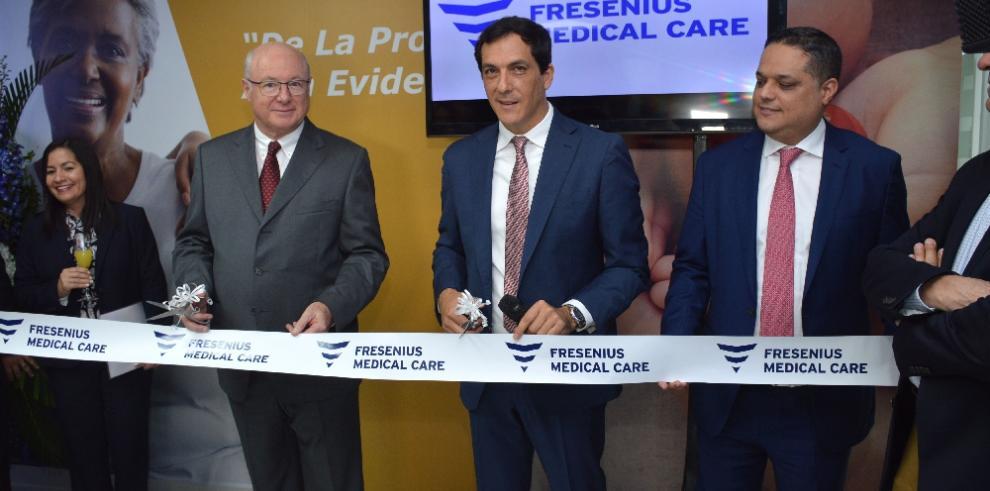 Fresenius Medical Care se expande en Panamá y la región
