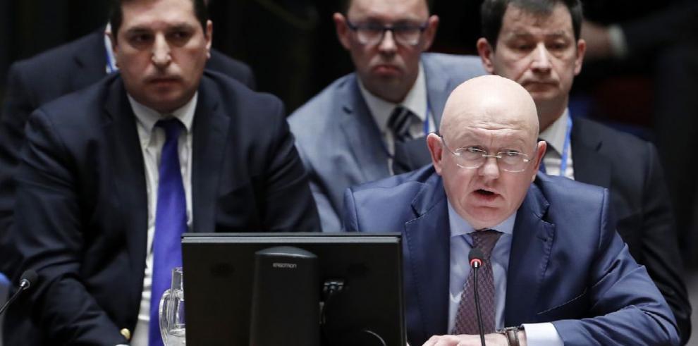 Rusia, preparada ante ataque a Siria
