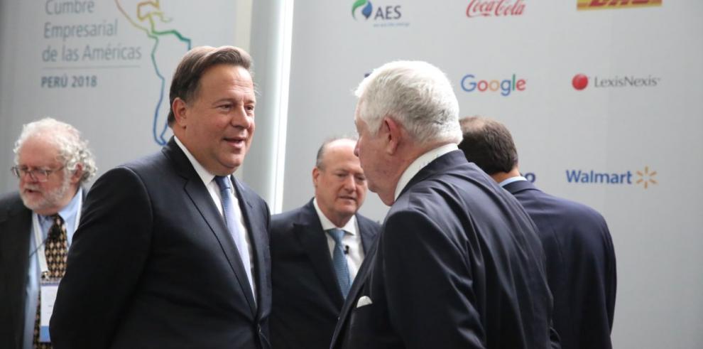 Varela destaca desarrollo en infraestructura inclusiva de Panamá