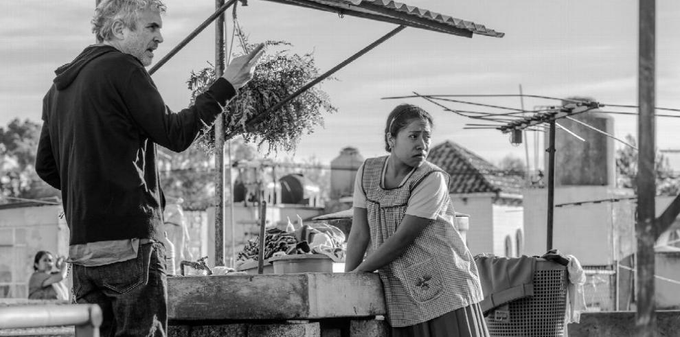 Frenan proyección de 'Roma' en México