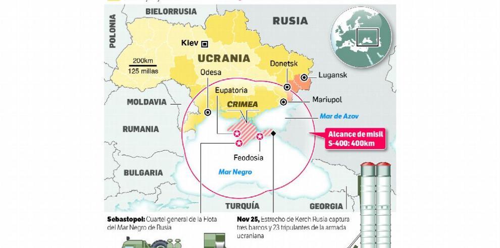 Persiste tensión ruso-ucraniana