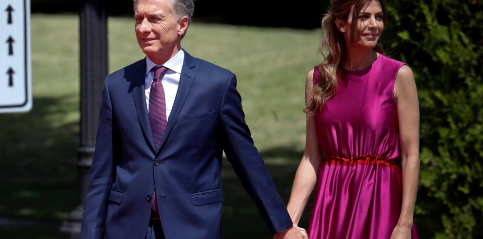 Inicia reunión de Xi Jinping y Macri para tratar acuerdos