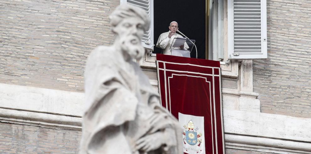 El papa pide por la paz en Siria y en el mundo