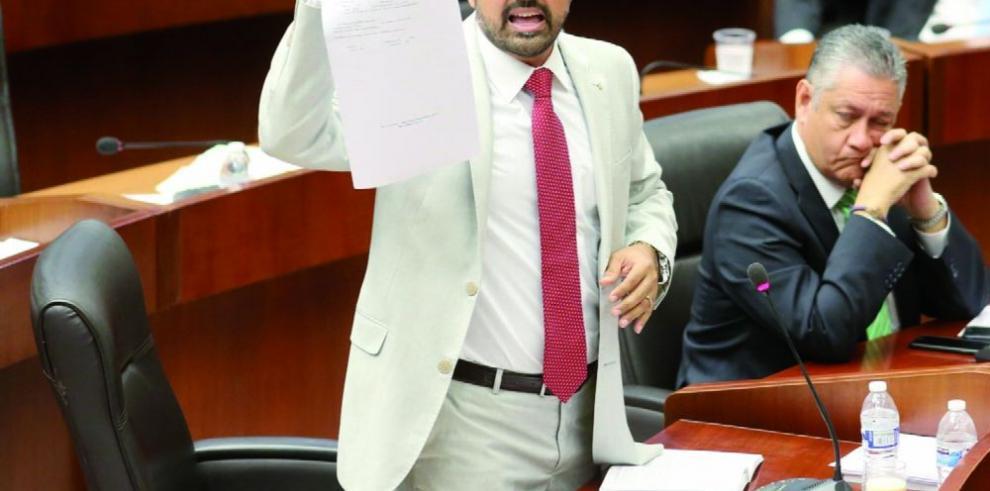 Gobierno traslada partidas a patronato presidido por el diputado Luis Barría