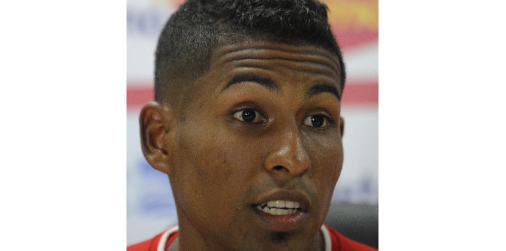 Miguel Camargo promete trabajar duro para estar en la lista final de Panamá