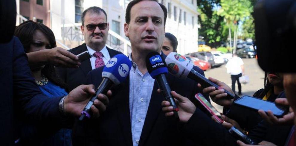 Ordenan detención de Riccardo Francolini por el caso Financial Pacific