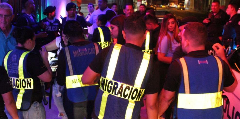 SNM detuvo a 42 extranjeros ilegales