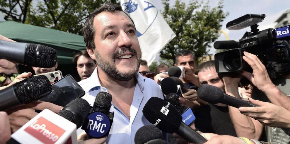 M5S y Liga llegan a pacto para gobernar Italia