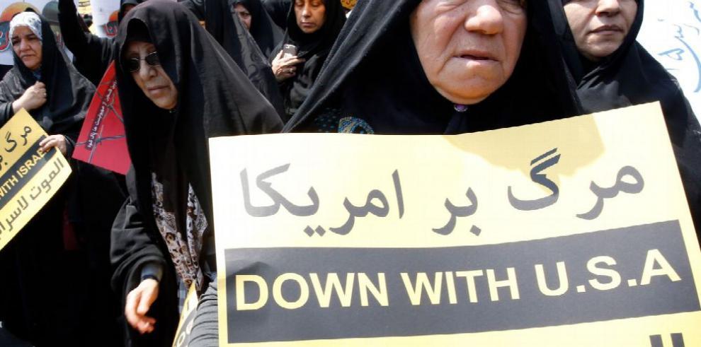 Irán pide a la UE actuar para salvar pacto nuclear