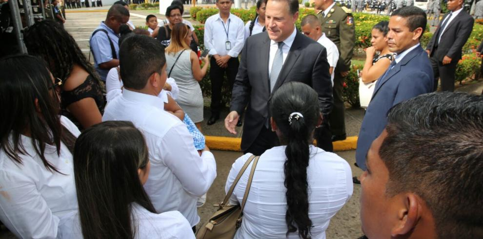 Varela asegura quePanamá respetará período constitucional de Maduro