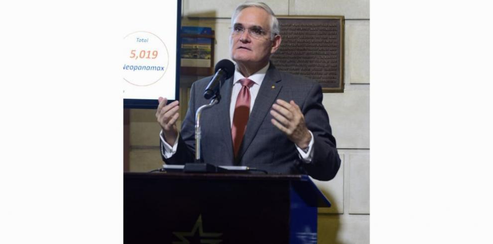 Aportes del Canal de Panamá al país suman más de $1,700 millones