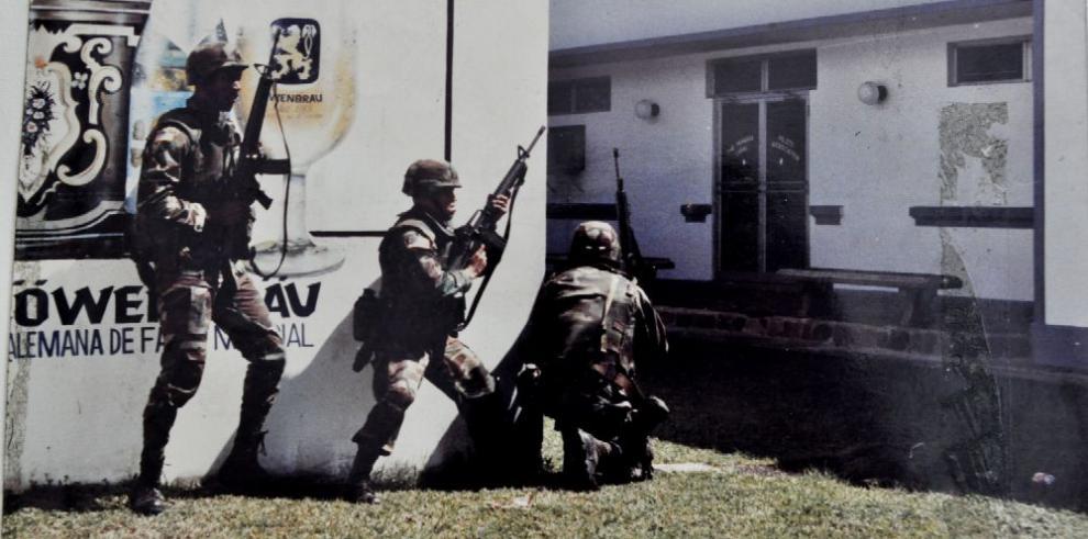 Invasión, cruce de víctimas y victimarios