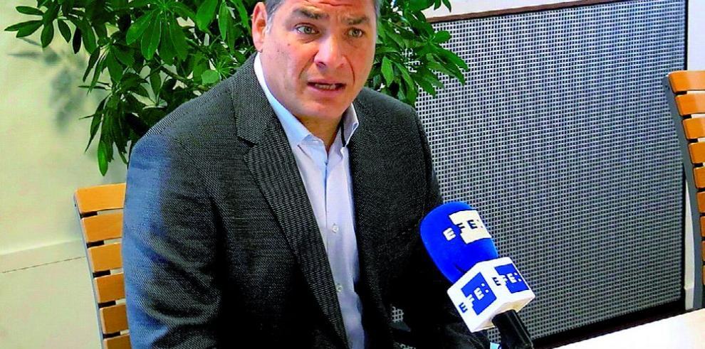 Rafael Correa se enfrenta a una nueva denuncia