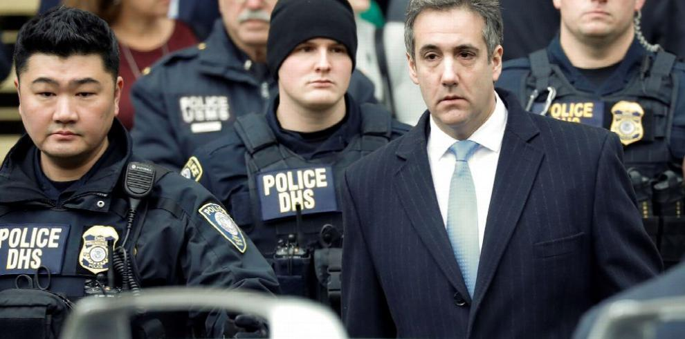 Trump niega haber ordenado a Cohen incumplir la ley