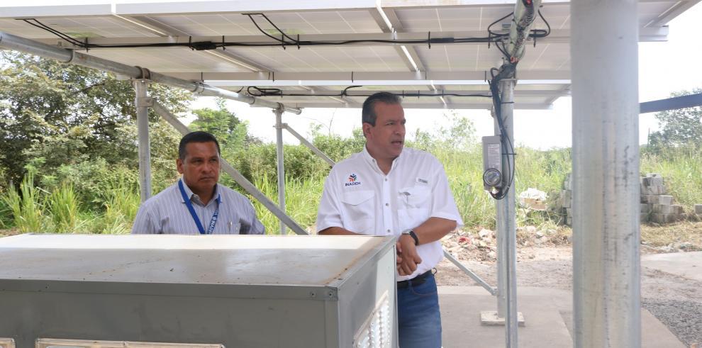 Inadeh cuenta con laboratorios fotovoltaicos