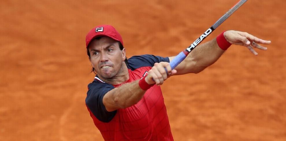 Sabor argentino en las semifinales del torneo internacional de tenis Visit Panamá