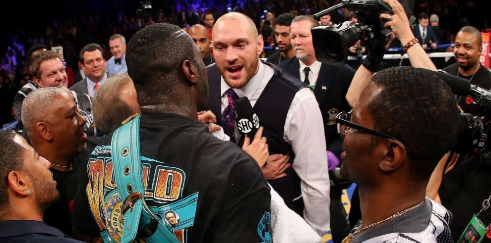 Fury vs Wilder, la pelea esperada