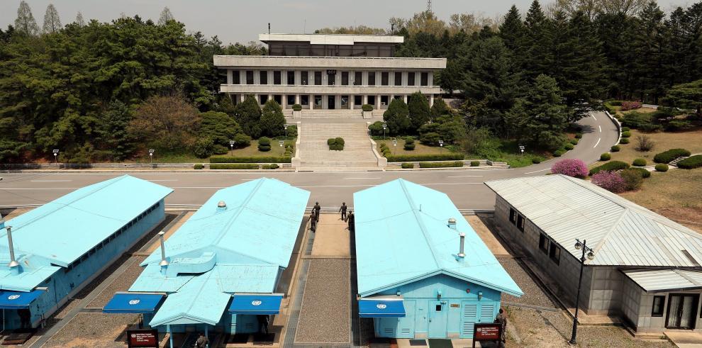 Seúl y Washington detendrán sus maniobras militares el día de la cumbre